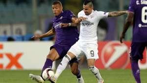 Sebastian De Maio Fiorentina Qarabag Europa League
