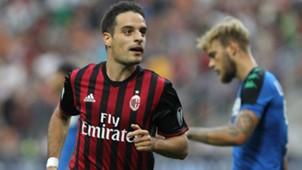 Giacomo Bonaventura Milan Sassuolo Serie A