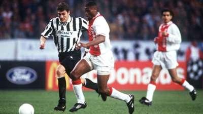 Christian Vieri Ajax Juventus UEFA Champions League 09041997