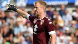 Joe Hart Atalanta Torino Serie A