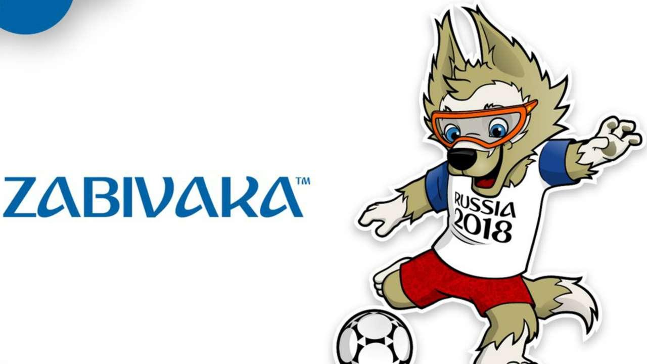 Mascot World Cup 2018