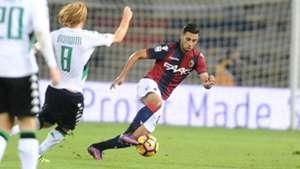 Saphir Taider Davide Biondini Bologna Sassuolo Serie A Italy