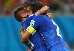 Verratti Pirlo Italy