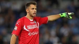 Nicola Leali Frosinone Serie A