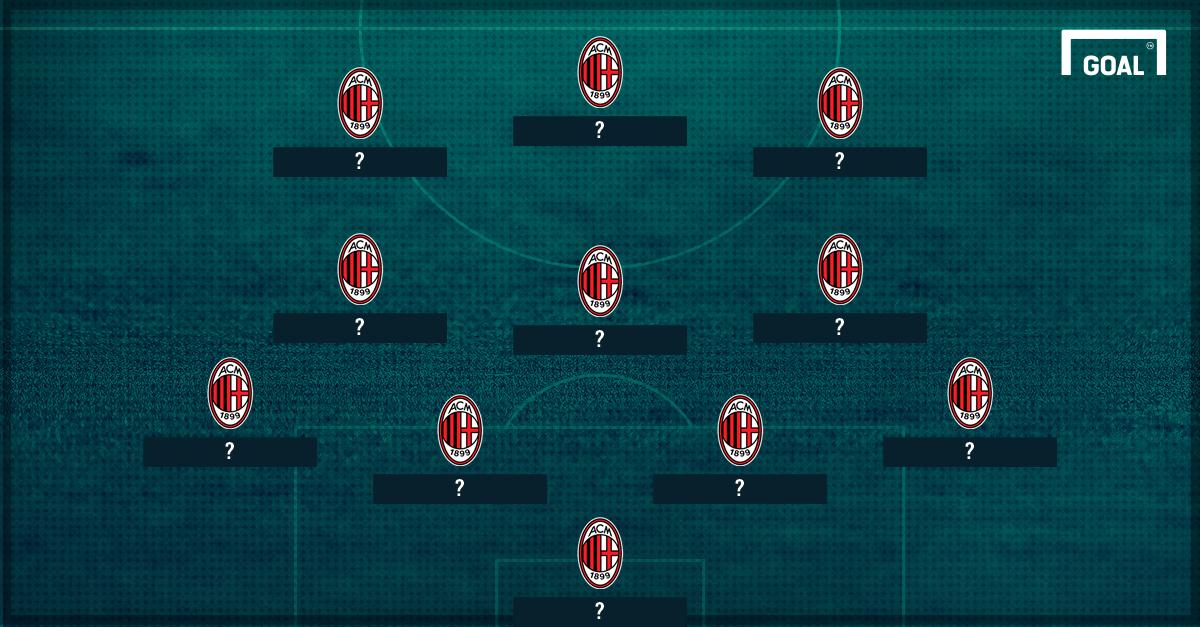 PS Top 11 Milan Berlusconi
