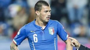 Alessio Romagnoli Italy U21
