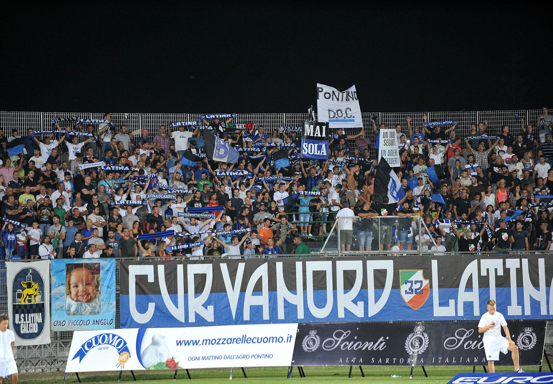Serie B Latina, ultima asta deserta: il club è fallito