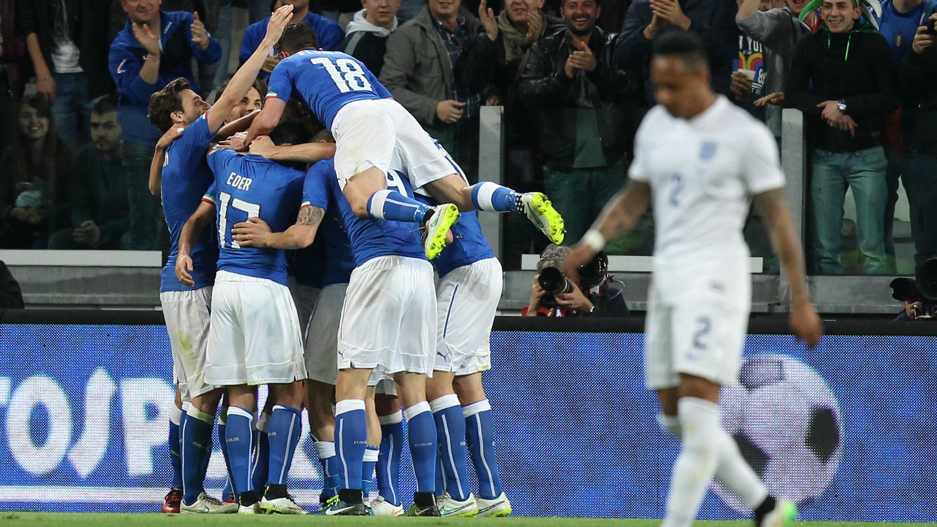Graziano Pellè Italy England