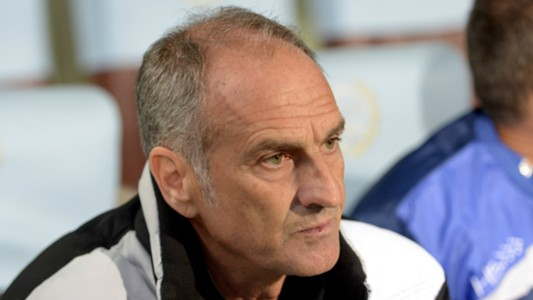Udinese technical supervisor Francesco Guidolin
