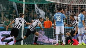 Giorgio Chiellini Juventus Lazio