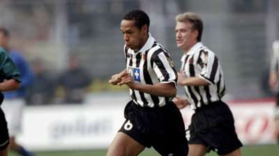 Thierry Henry Juventus 1999