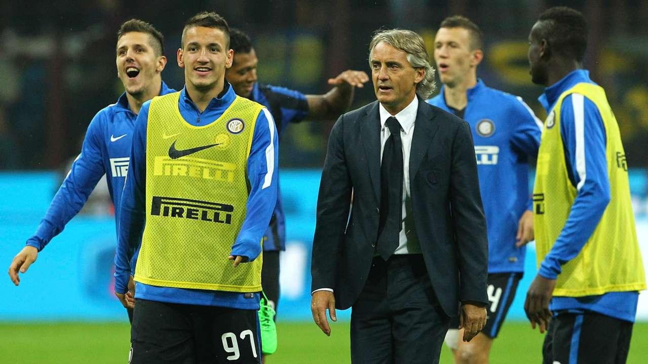 Mancini Manaj Inter