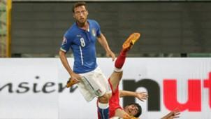 Claudio Marchisio Ilkin Quirtimov Italy Azerbaijan