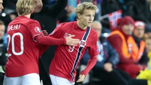 Martin Odegaard Norway