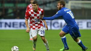Daniele De Rossi Italia Croazia Euro2016 16112014