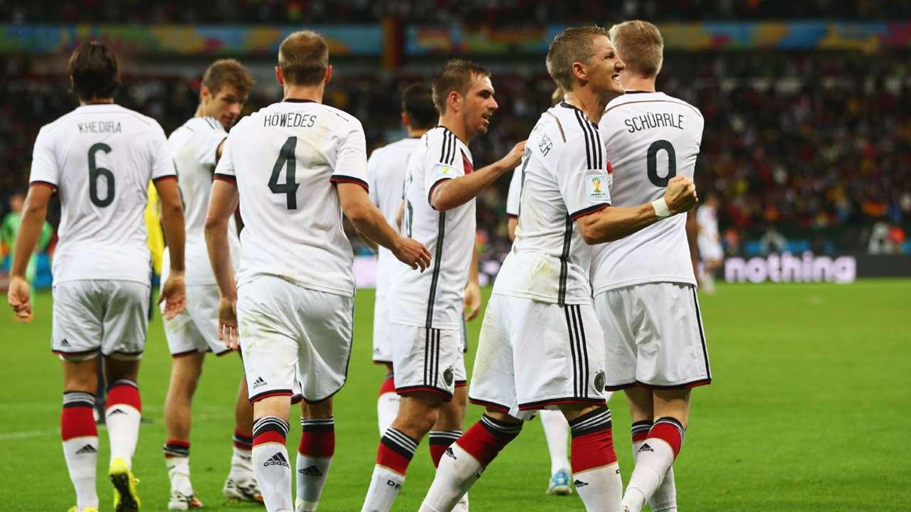 Germania Algeria