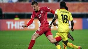 Sergej Milinkovic-Savic Mali Serbia U20