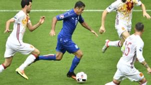 Eder Italy Spain Euro 2016