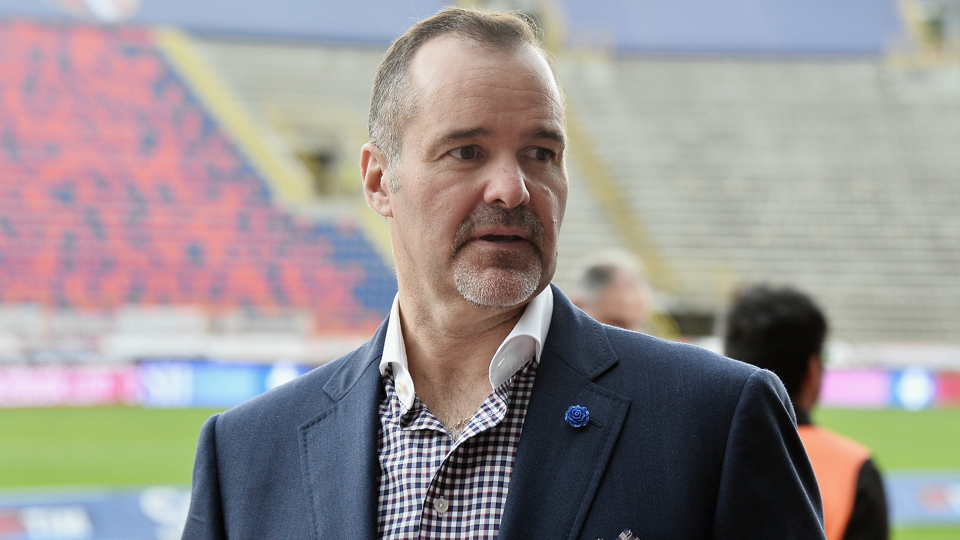 Joey Saputo Bologna chairman