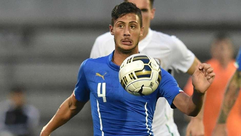 Rolando Mandragora Italy U21