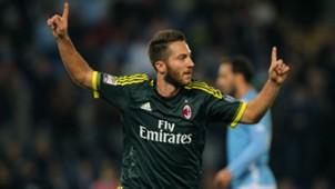 Andrea Bertolacci Lazio Milan