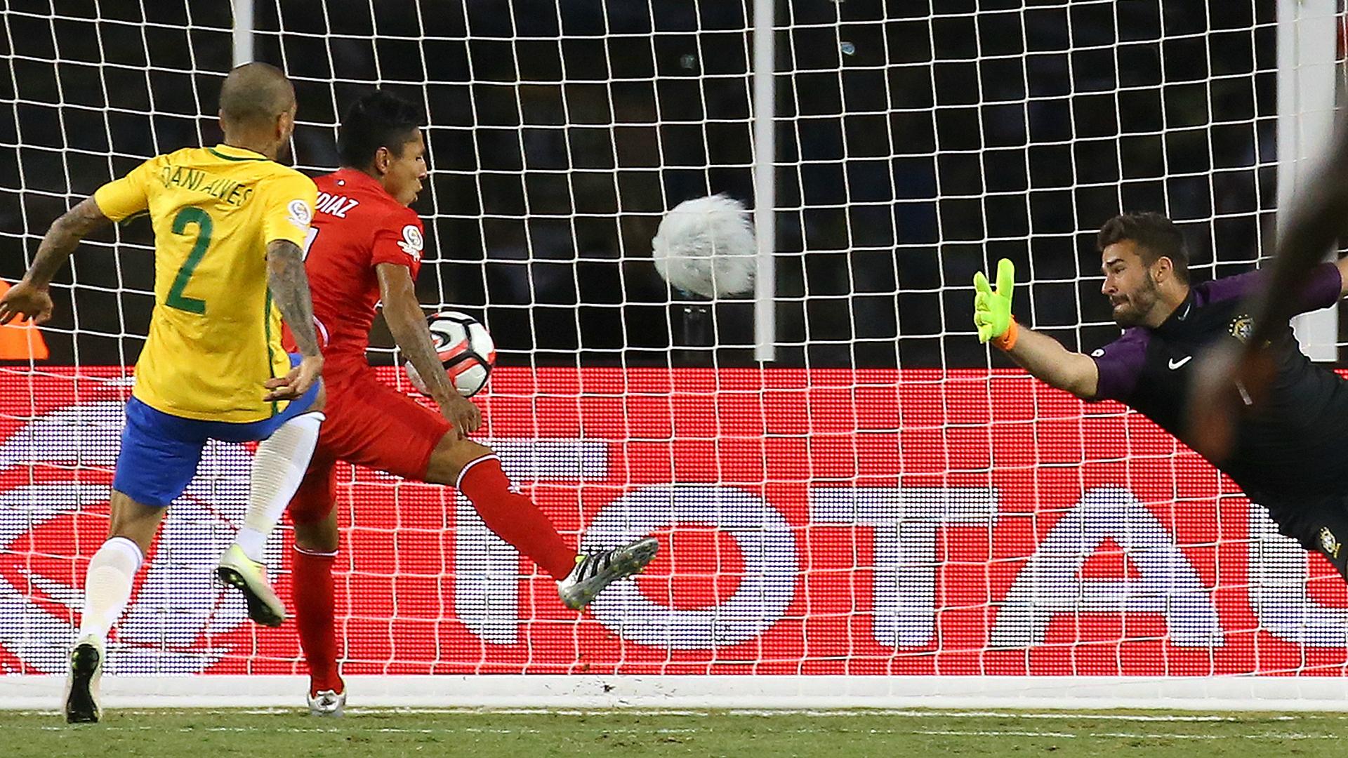 Raul Ruidiaz Brazil Peru Copa America 13062016