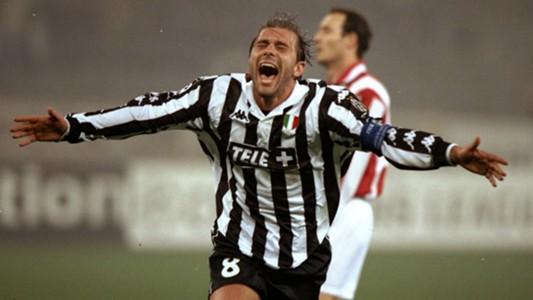 Antonio Conte Juventus 1999