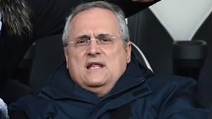 Claudio Lotito, Lazio, Serie A