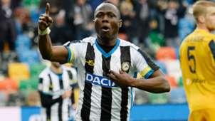 Emmanuel Badu Udinese Verona Serie A