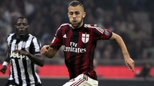 Jeremy Menez Milan Juventus Serie A
