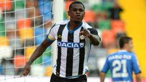 Duvan Zapata Udinese Empoli Serie A