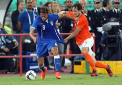 Claudio Marchisio Daley Blind Italy Netherlands