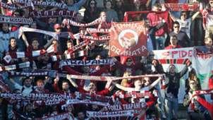 Trapani fans