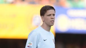 Wojciech Szczesny Verona Roma Serie A 08222015
