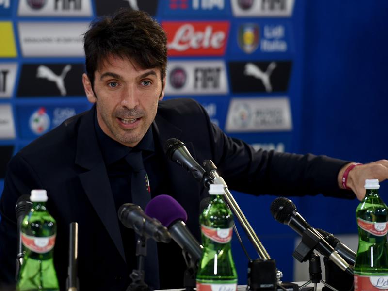"""Italia, Buffon 'ringrazia' la Germania: """"Una sconfitta che ci servirà"""""""