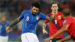 Roberto Soriano Italy Norway Euro 2016