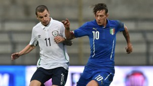 Federico Bernardeschi Italy Ireland U21