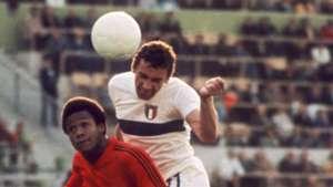 Luigi Riva Italy Haiti World Cup 1974