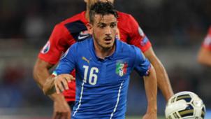 Alessandro Florenzi Italy Norway Euro 2016 13102015