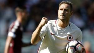 Francesco Totti Torino Roma Serie A