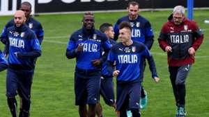 El Shaarawy Balotelli Italy