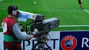 TV Camera stadium