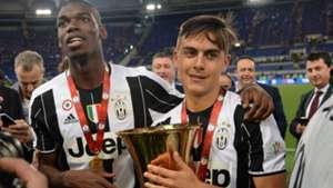 Pogba Dybala Juventus