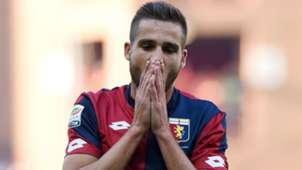 Leonardo Pavoletti Genoa Serie A