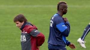 Balotelli Conte Italy