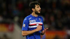 Andrea Ranocchia Sampdoria