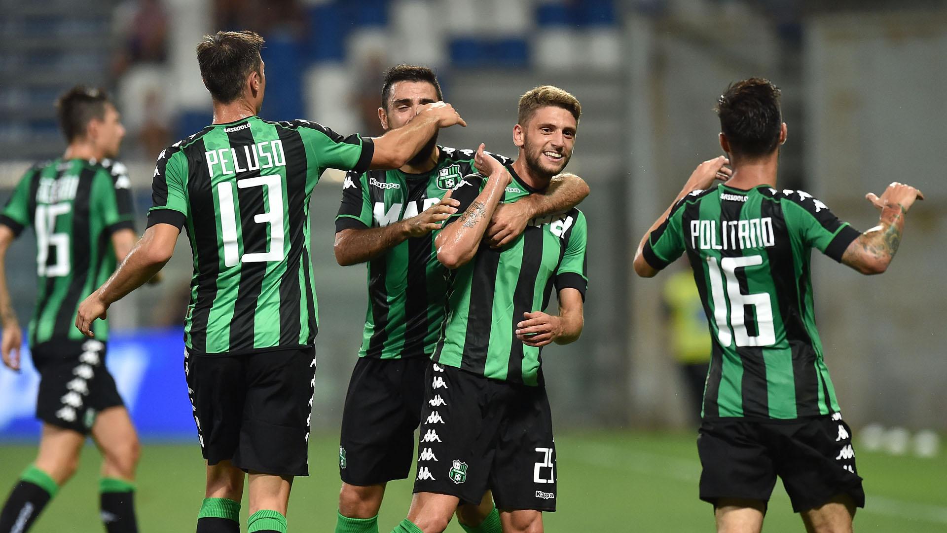 Domenico Berardi Sassuolo Red Star Belgrade Europa League