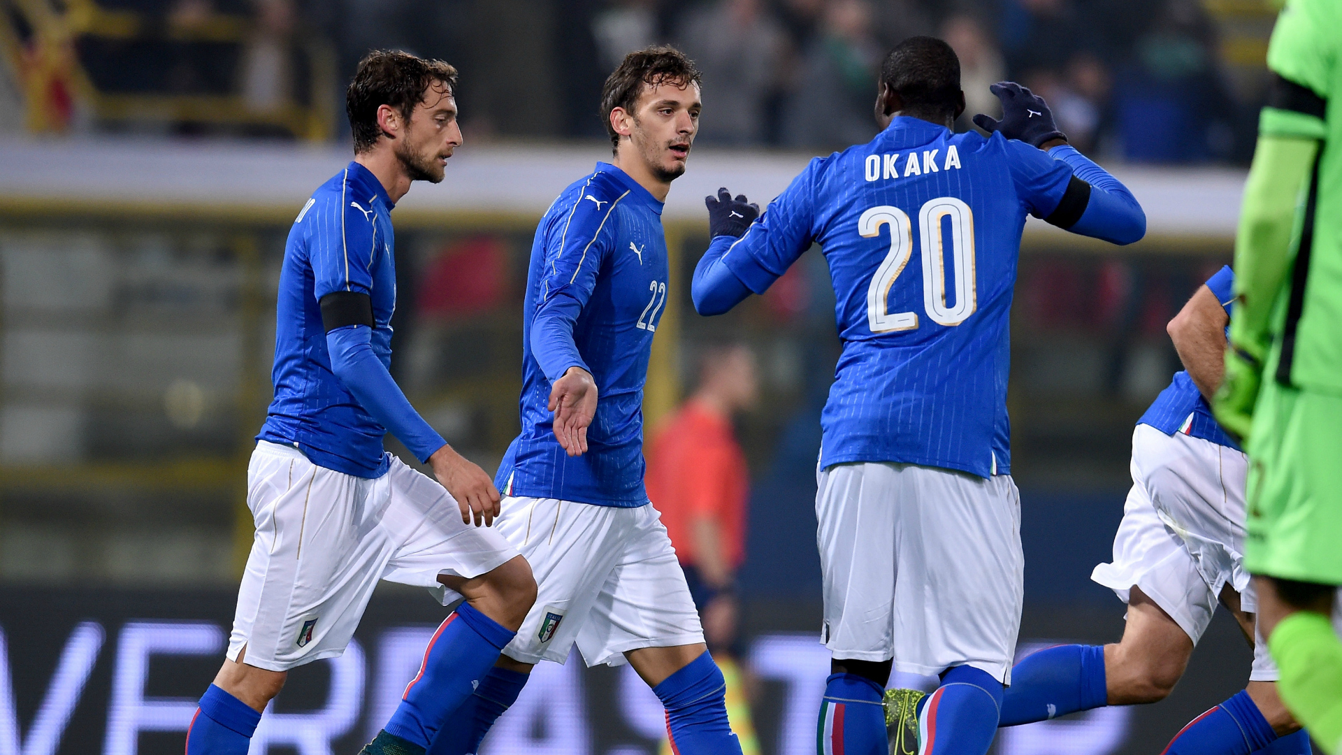 Italia-Svezia , le ultime e le probabili formazioni