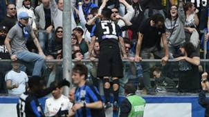 Mauricio Pinilla Atalanta Milan