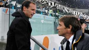 Massimiliano Allegri Antonio Conte